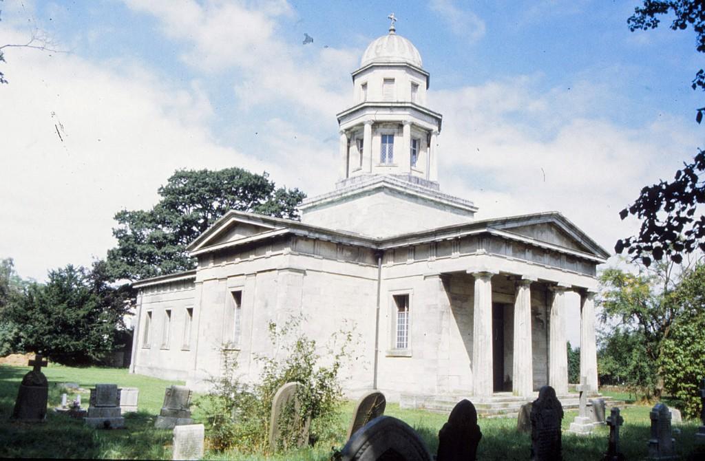 Markham Clinton Mausoleum, Nottinghamshire