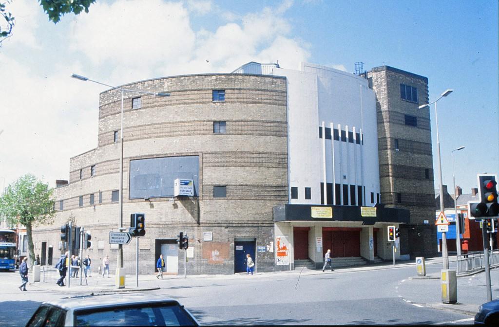 Gaumont Cinema, Dingle, Liverpool