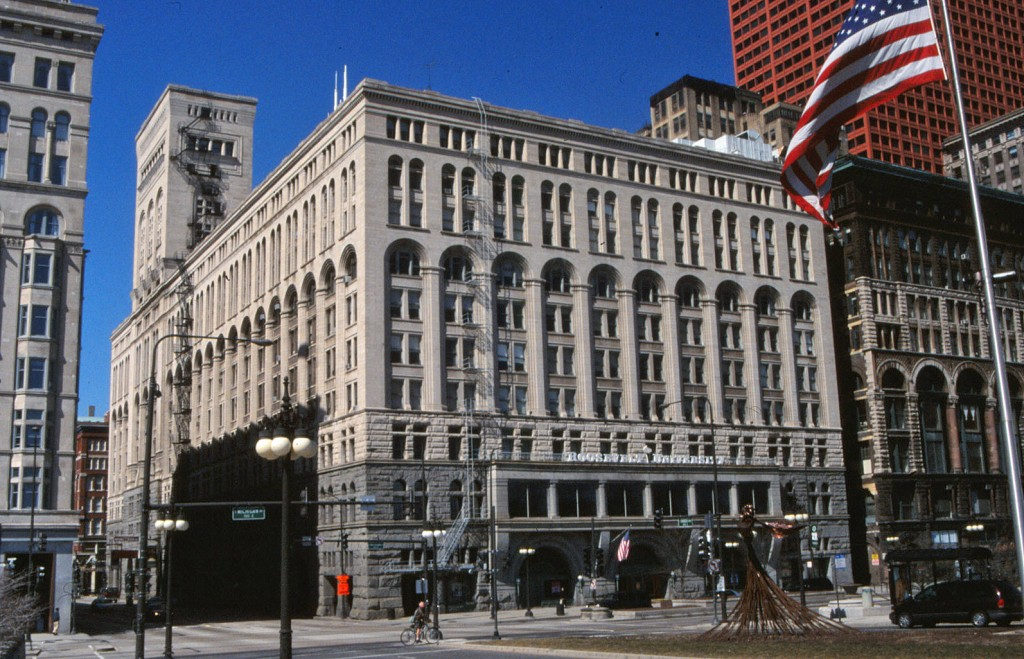 The Auditorium Building, Chicago