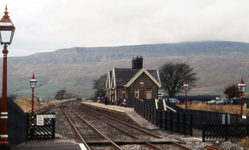 Ribblehead Station, Settle & Carlisle Railway, North Yorkshire