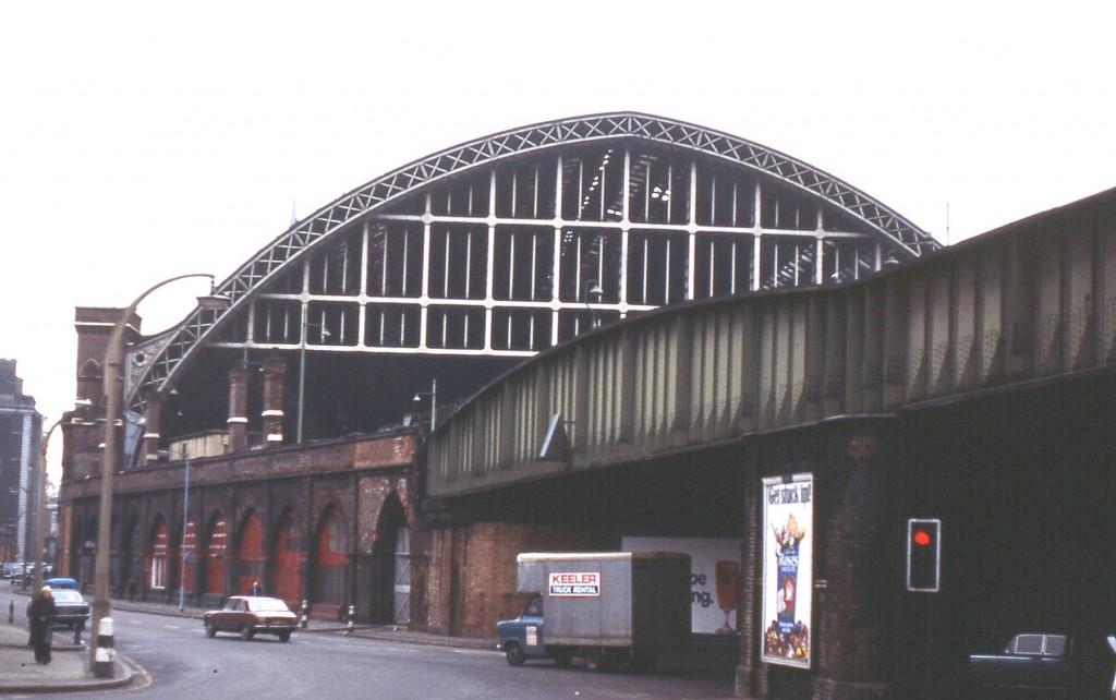 St Pancras Station (1977)