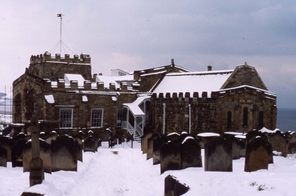 St Mary's Church, Whitby, North Yorkshire