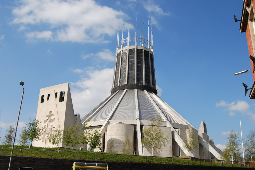 Metropolitan Cathedral of Christ the King, Liverpool