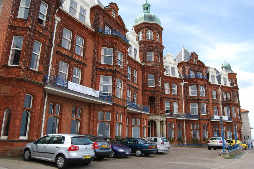 Hotel de Paris, Cromer, Norfolk