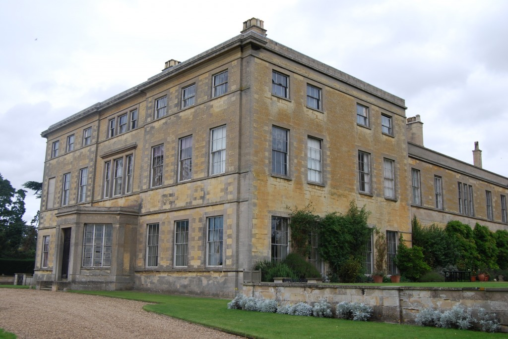 Leadenham House, Lincolnshire