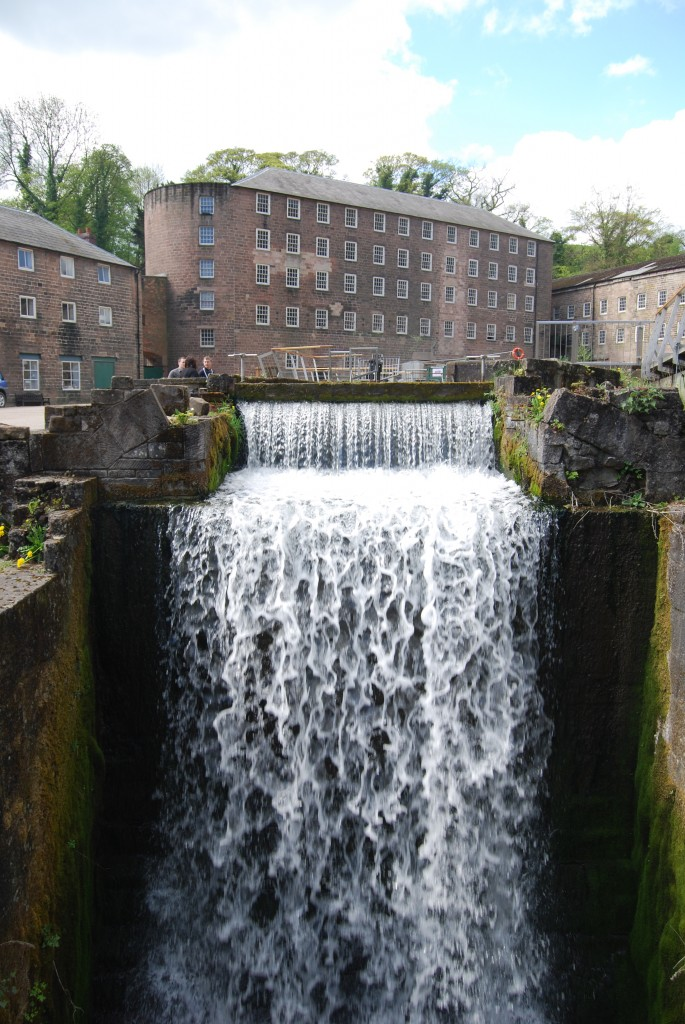 Arkwright's Mill, Cromford