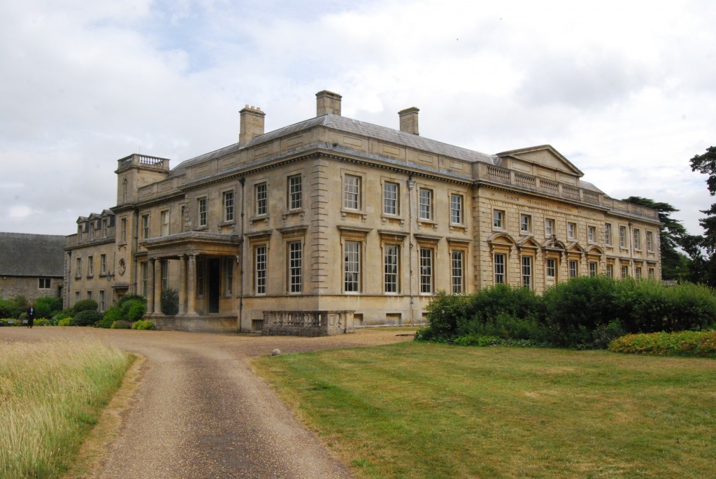 Lamport Hall, Northamptonshire