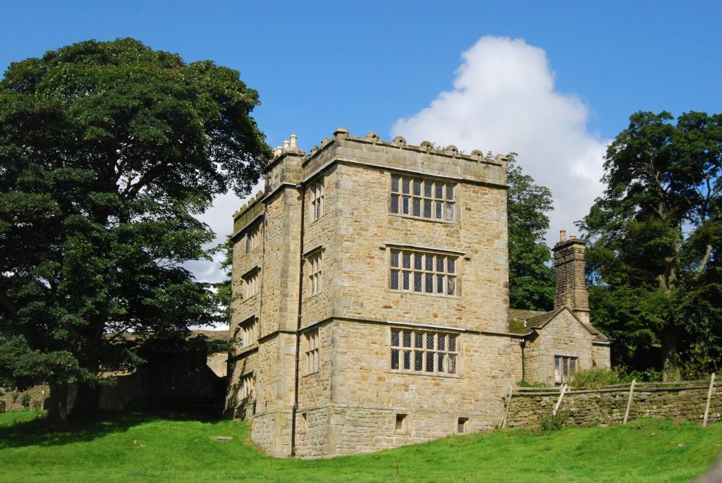 North Lees Hall, Derbyshire