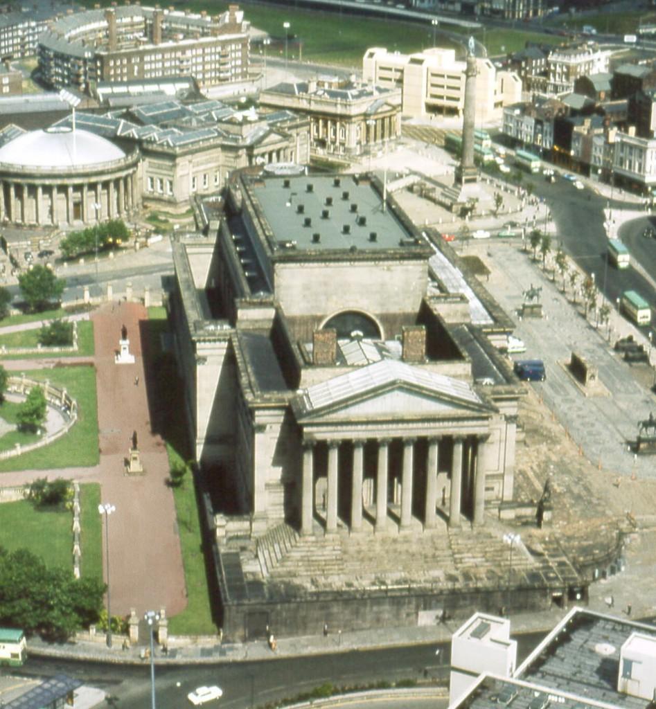 St George's Hall, Liverpool (1979)