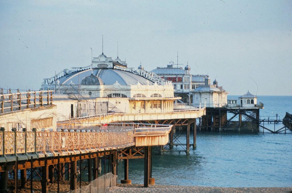 West Pier, Brighton (1980)