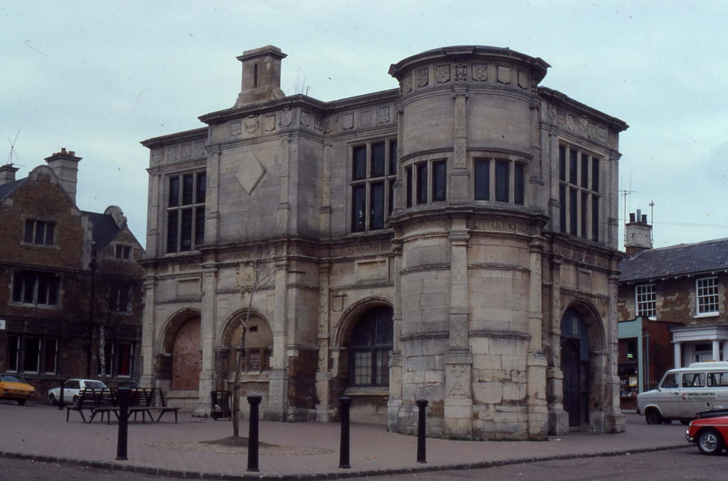Market House, Rothwell, Northamptonshire