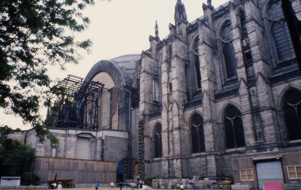 St John the Divine Cathedral, New York City (1989)