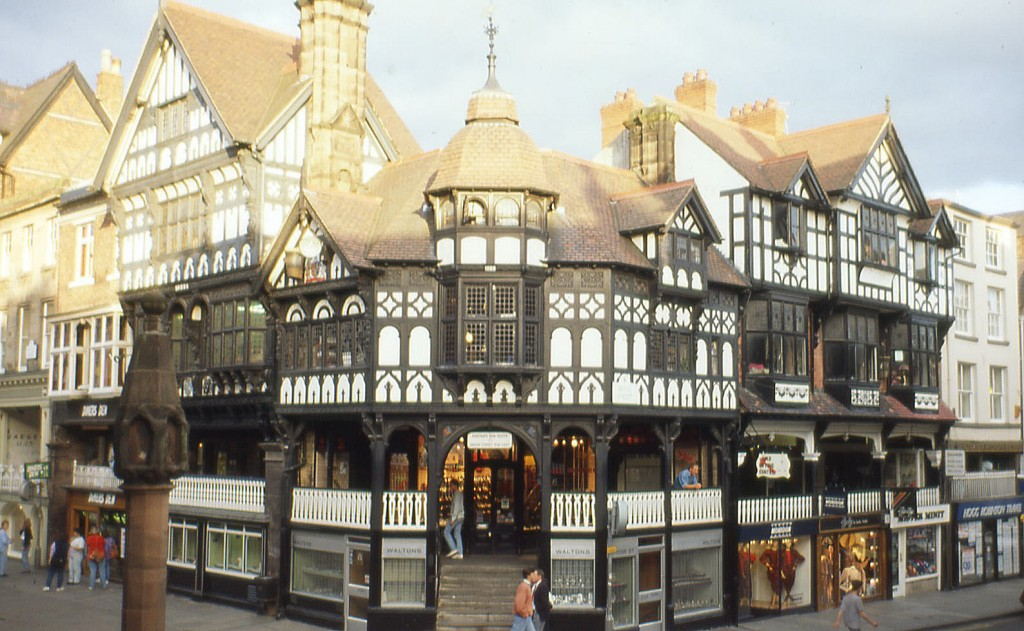 1-4 Bridge Street, The Cross, Chester