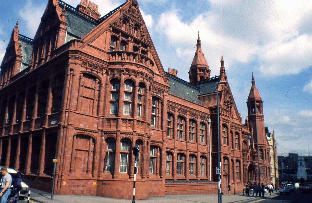 Victoria Law Courts, Birmingham