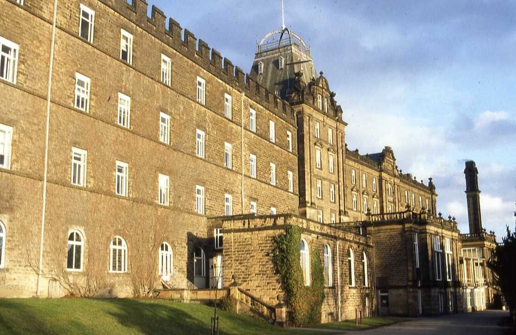 County Hall (formerly Smedley's Hydro), Matlock, Derbyshire