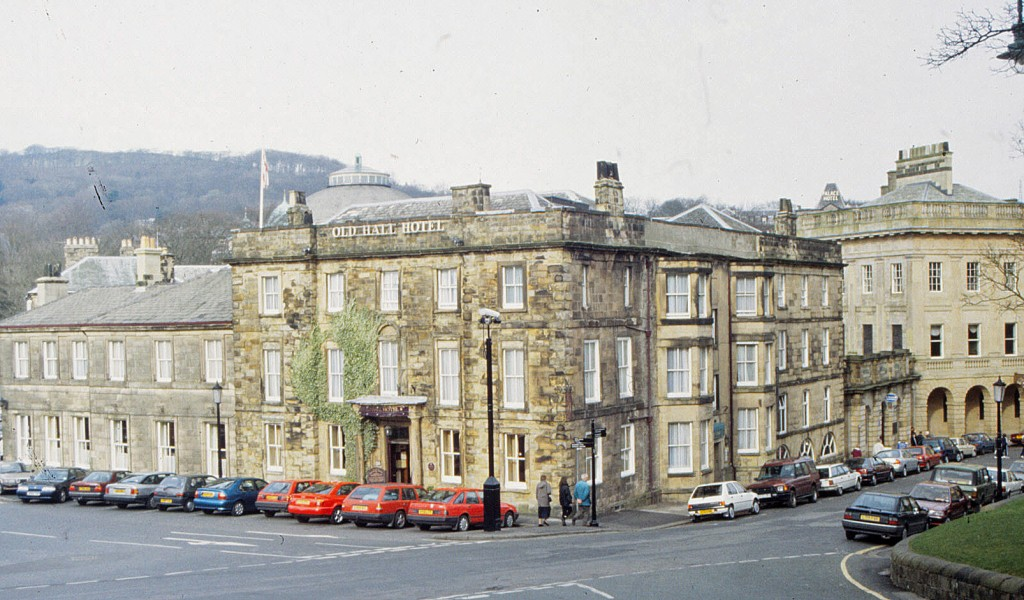 Old Hall Hotel, Buxton, Derbyshire
