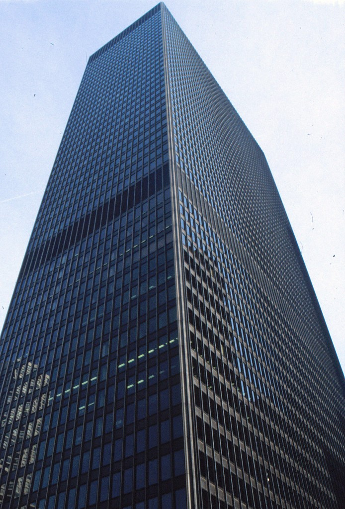 Former IBM Building, 330 North Wabash Avenue, Chicago