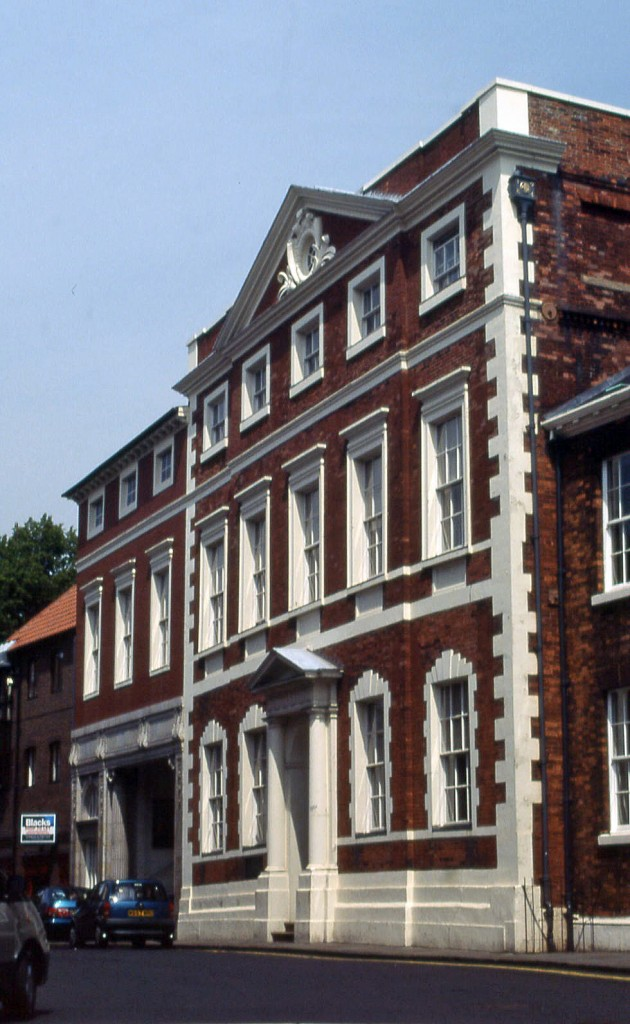 Fairfax House, York