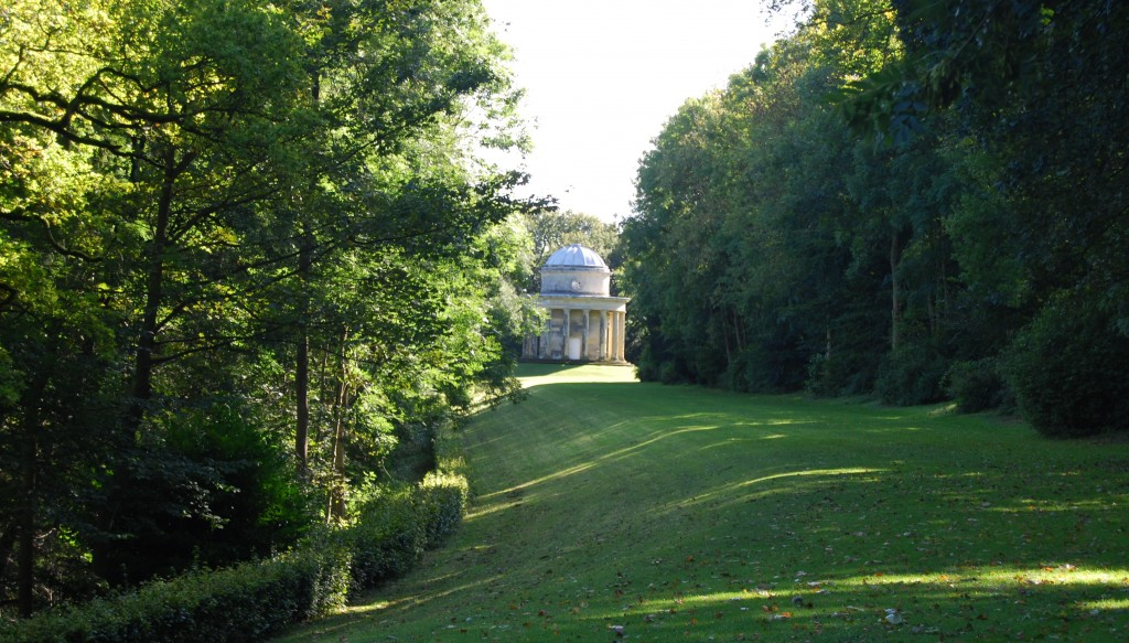 Tuscan Temple, Duncombe Terrace, North Yorkshire