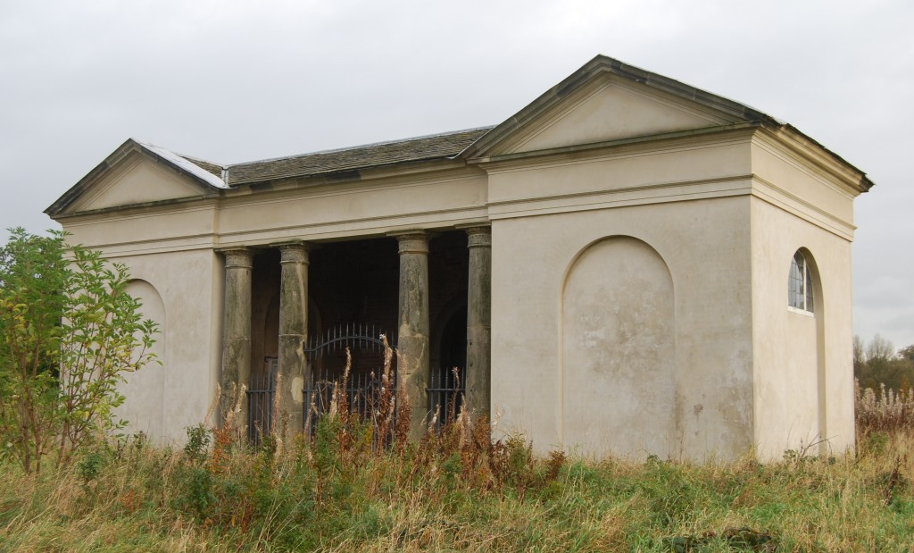 Kedleston Bath House, Derbyshire