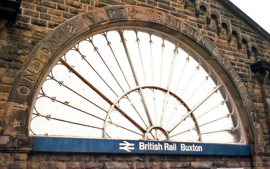 L&NWR Station, Buxton, Derbyshire