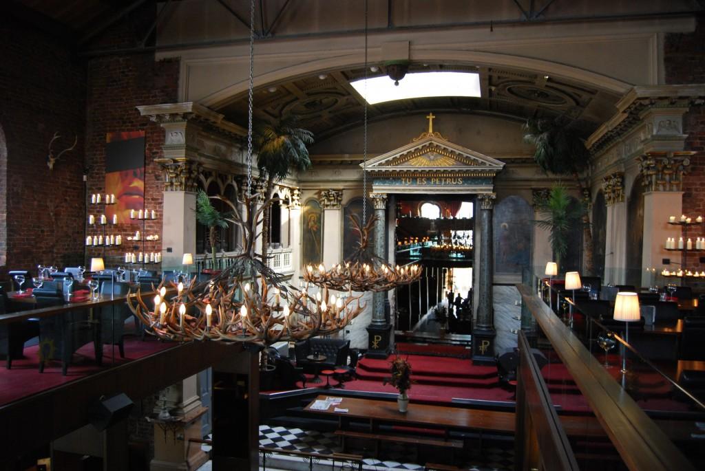 Former St Peter's Roman Catholic Church, Seel Street, Liverpool