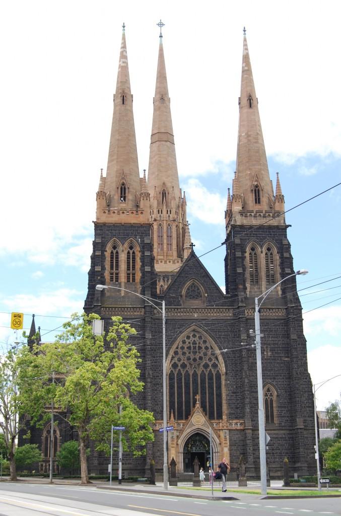St Patrick's Roman Catholic Cathedral, Melbourne, Australia