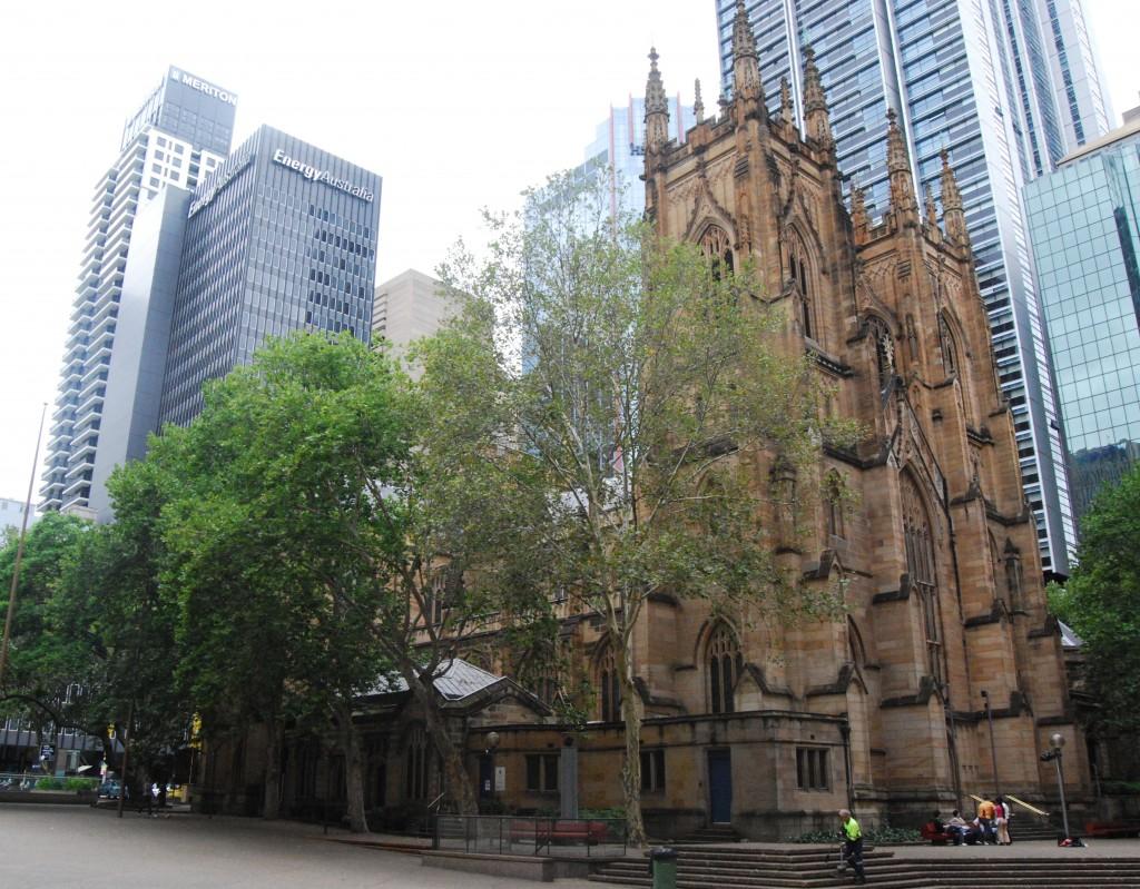 St Andrew's Cathedral, Sydney, Australia