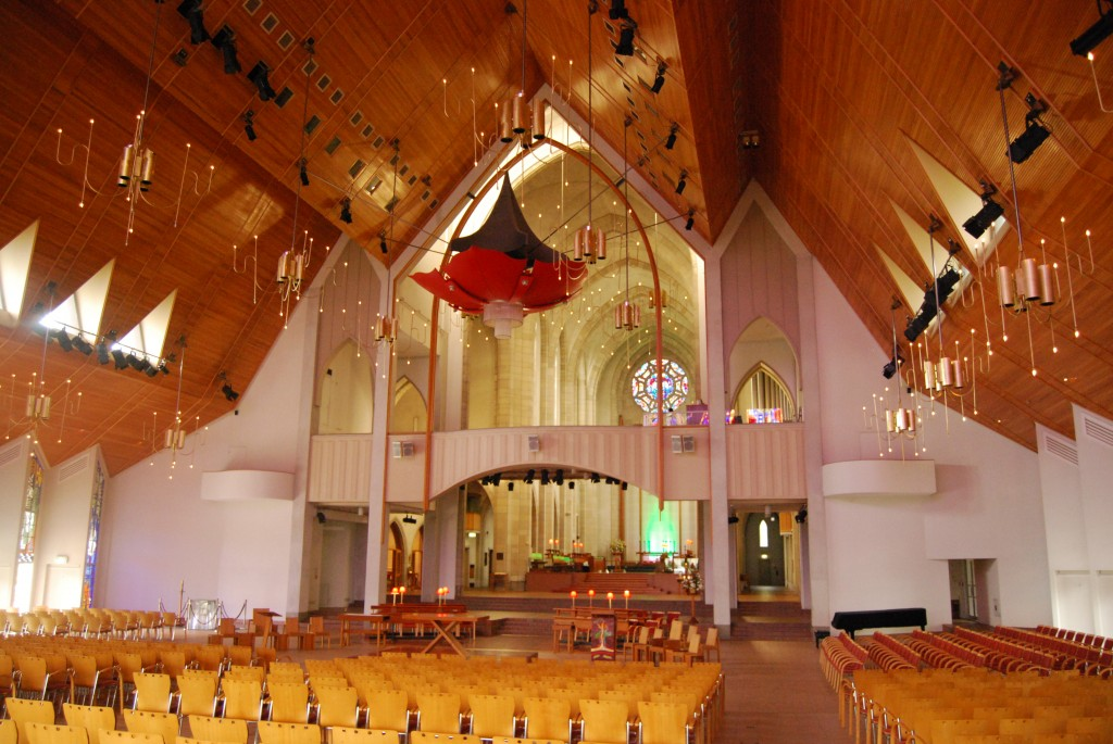 Holy Trinity Cathedral, Auckland, New Zealand