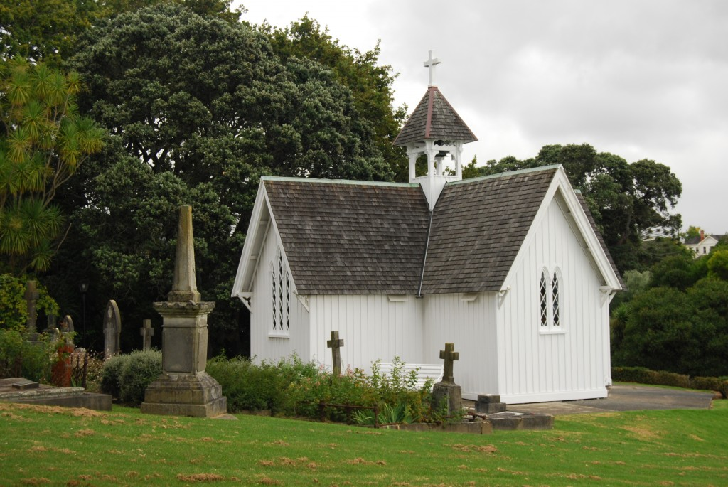 St Stephen's Chapel, Auckland, New Zealand