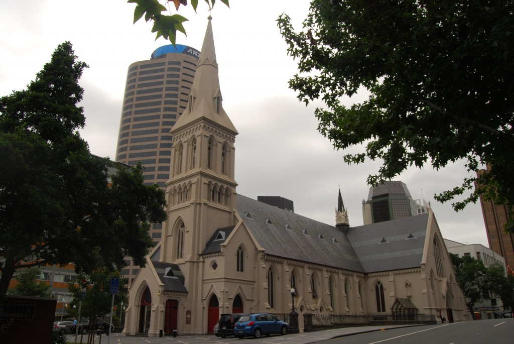 St Patrick's Roman Catholic Cathedral, Auckland, New Zealand