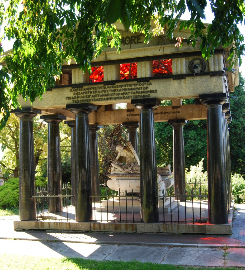 Springthorpe Monument, Booroondara Cemetery, Kew, Melbourne, Australia