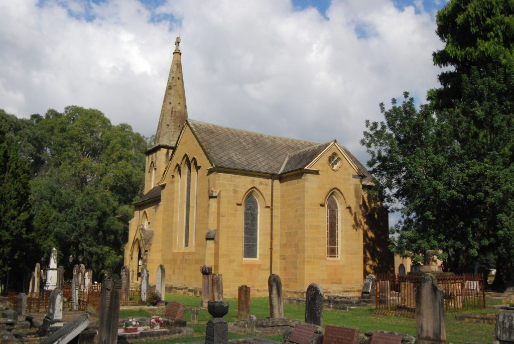 St Paul's Church, Cobbitty, New South Wales, Australia