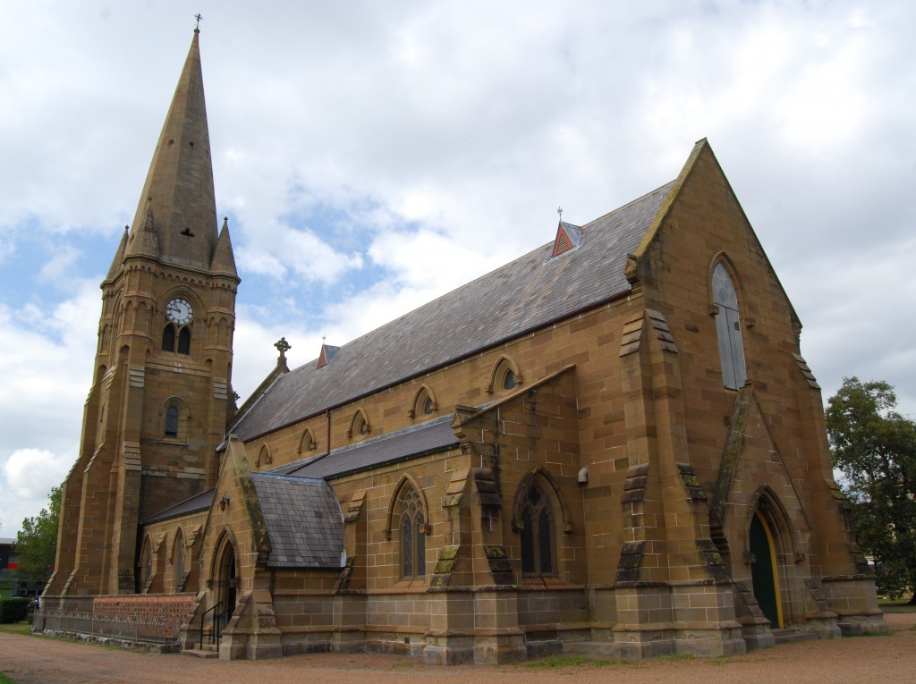 St Mary's Church, West Maitland, New South Wales, Australia