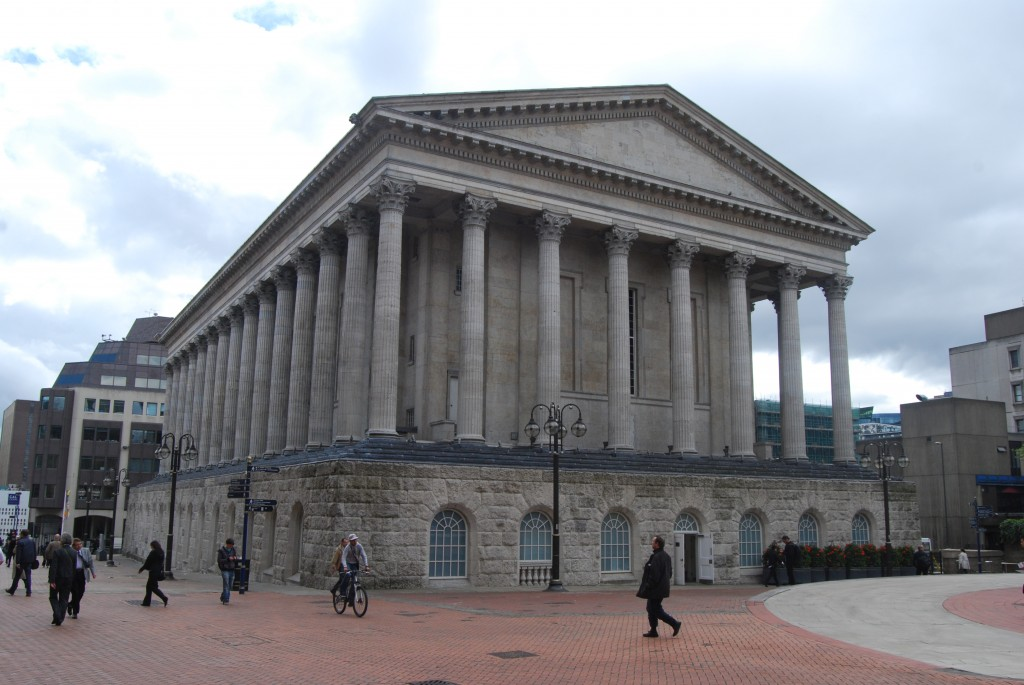 Town Hall, Birmingham