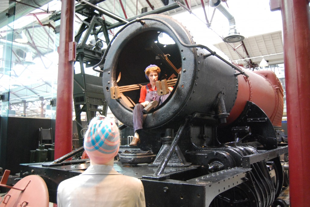 STEAM – the Museum of the Great Western Railway, Swindon, Wiltshire