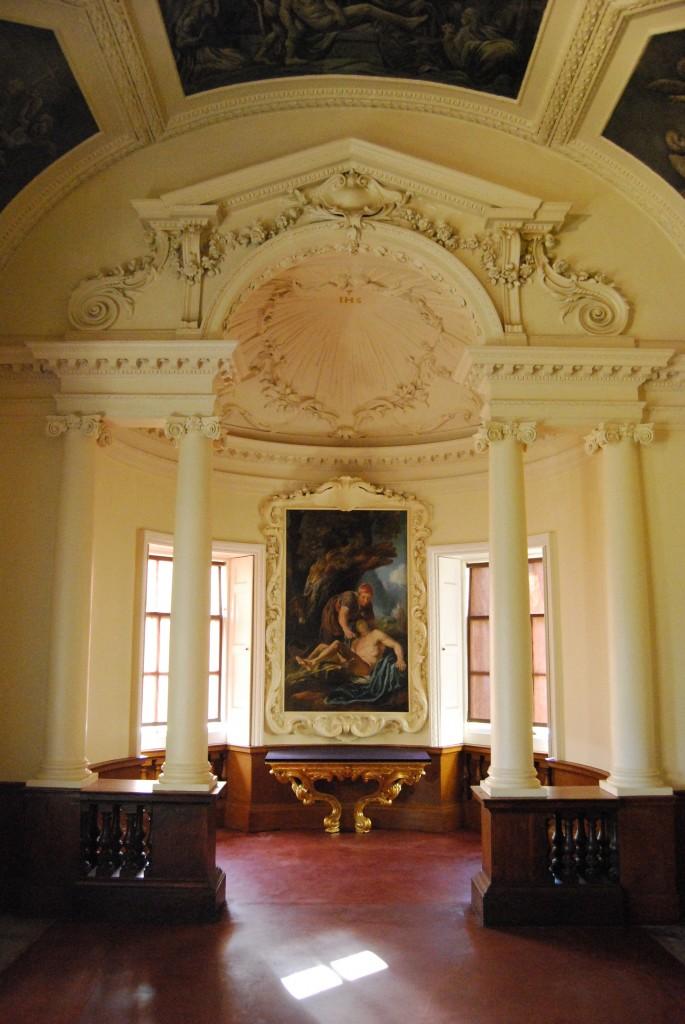 Cusworth Hall, South Yorkshire:  chapel