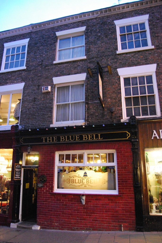 The Blue Bell, 53 Fossgate, York