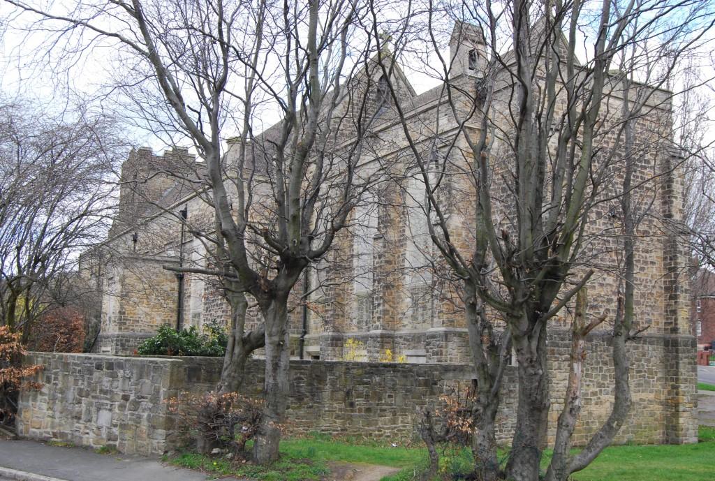 St Cecilia's Church, Parson Cross, Sheffield