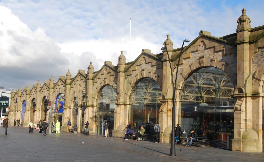 Midland Station, Sheffield