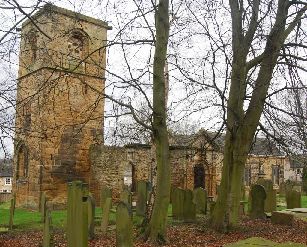 Holy Trinity Old Church, Wentworth, South Yorkshire
