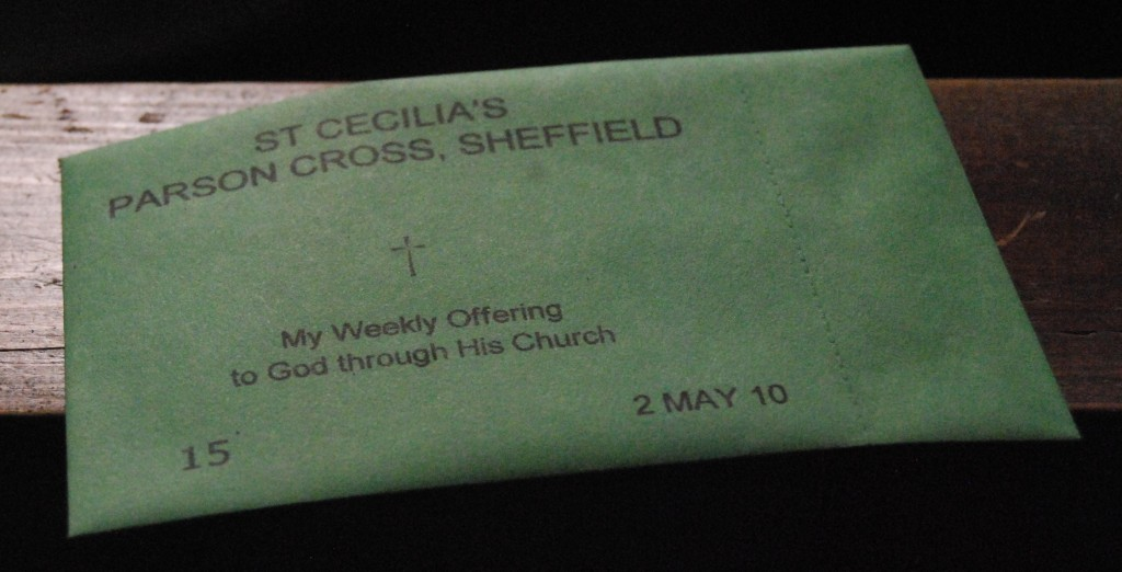 36774 Sheffield Parson Cross St Cecilia's Church