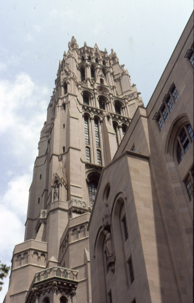 Riverside Church, New York City