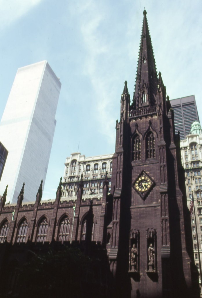 Trinity Church, New York City (1981)