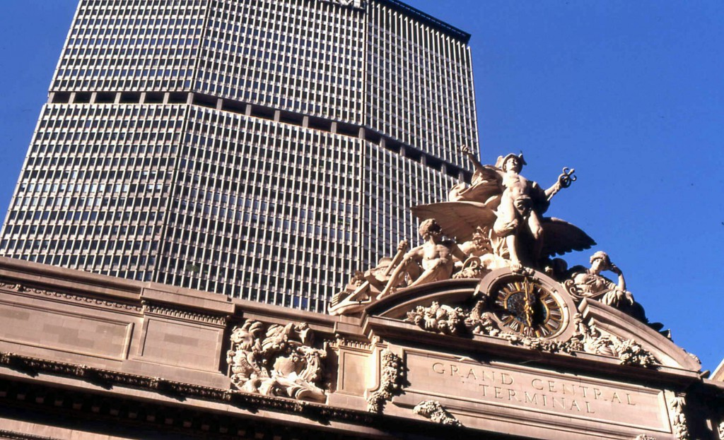 Grand Central Terminal & Pan-Am Building, New York City (1981)