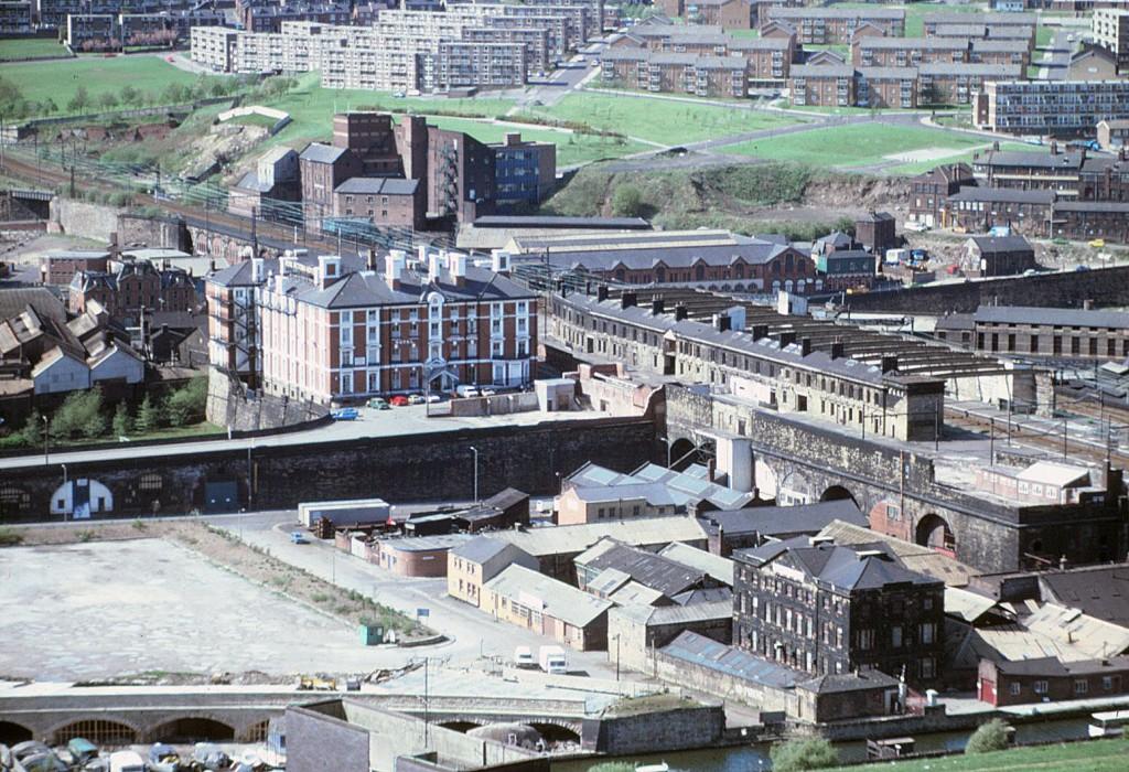 Sheffield Victoria Station (1982)