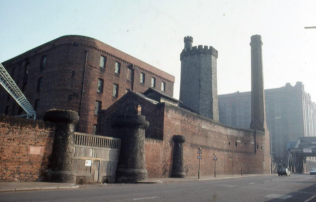 Stanley Dock, Liverpool (1983)