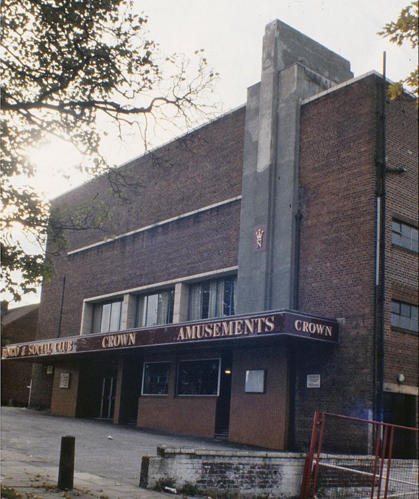 Former Capitol Cinema, Sheffield Lane Top, Sheffield (1985)