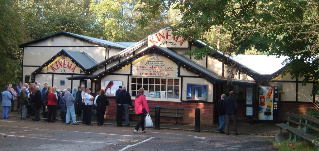 The Kinema-in-the-Woods, Woodhall Spa, Lincolnshire