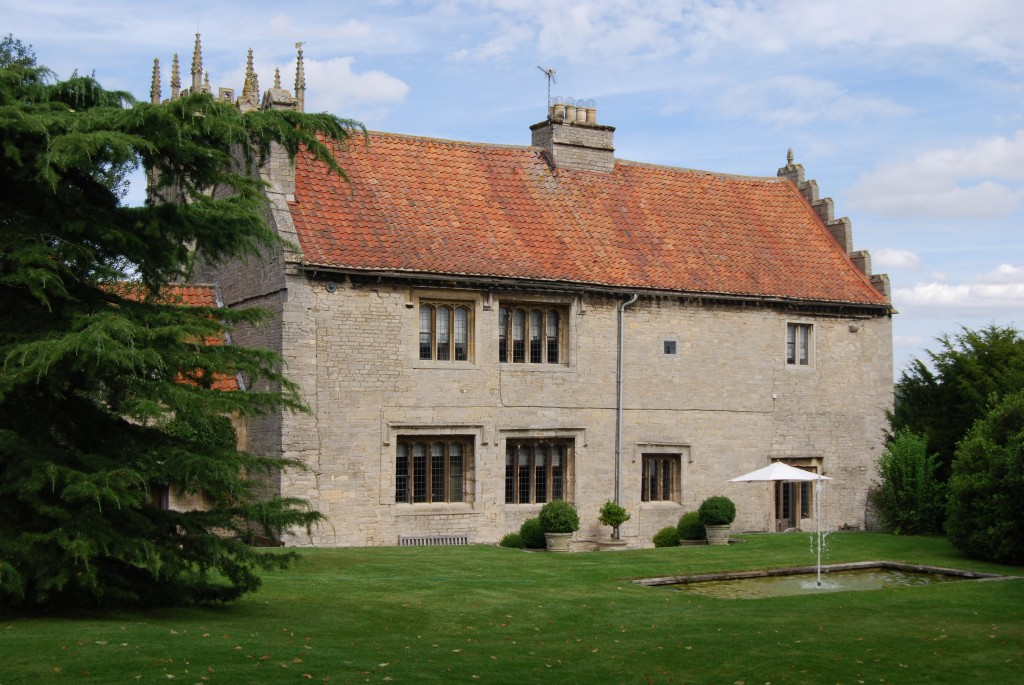 Ellys Manor House, Great Ponton, Lincolnshire